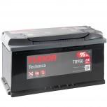 Batería Tudor 12V 95Ah 800A +Dch 353x175x190