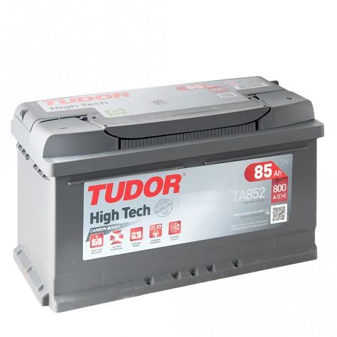 Batería Tudor 12V 85Ah 800A +Dch 315x175x175