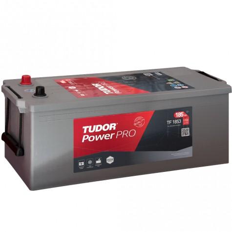 Batería Tudor 12V 185Ah 1150A +Izq 513x223x223
