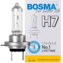 Lámpara Halógena H7 12V 55W 3 Años Garantía