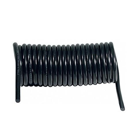 Espiral Ø60mm 12V 7Hilos s/Conectores 4.5m L