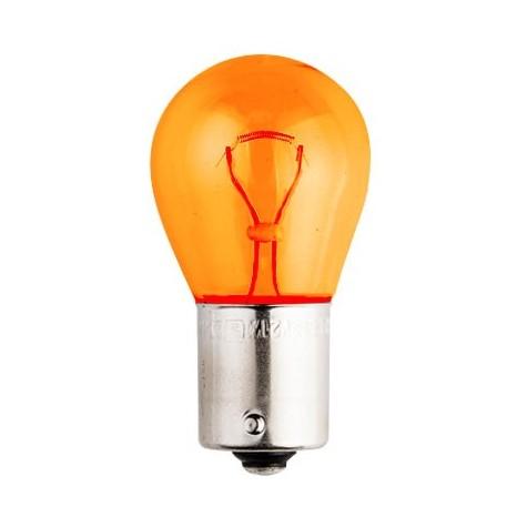 1 Lámpara Piloto 12V 21W Ámbar Descentrado
