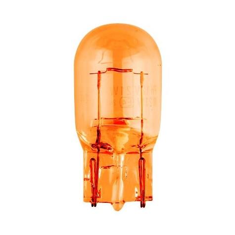 1 Lámpara Cuña 12V 21W Ambar
