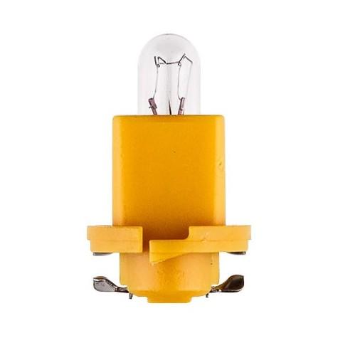 1 Lámpara Tablero 24V 1,2 8,5d Amarilla