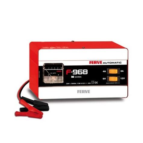 Cargador Automático 24-95Ah 6-12V 4-8A