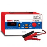 Cargador Dual Digital 50-180Ah 12-24V 8-16A