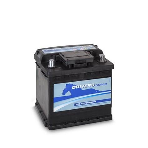 Batería Driver 12V 44Ah 360A +Dch 207x175x190