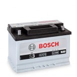 Batería Bosch 12V 70Ah 640A +Dch 278x175x190