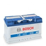 Batería Bosch 12V 80Ah 740A +Dch 315x175x175