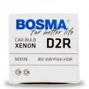 Caja 1 Xenon D2R 85V 35W 4300K Luz Blanca