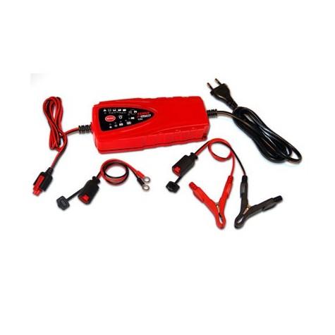 Cargador HF Automático 14-230Ah 12V 7A