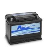 Batería Driver 12V 74Ah 680A +Dch 278x175x190