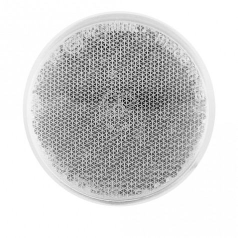 Reflex Redondo Blanco Adhesivo Ø60mm