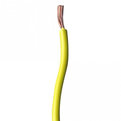 100m Cable Instalación Amarillo 1.5mm2