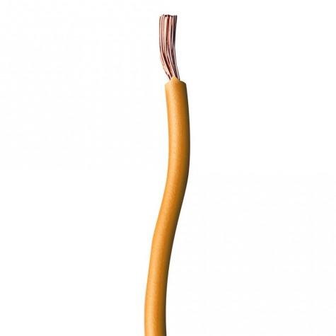 100m Cable Instalación Naranja 1.5mm2