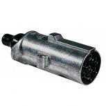 Clavija Aluminio Tornillos 24V 7Hembras