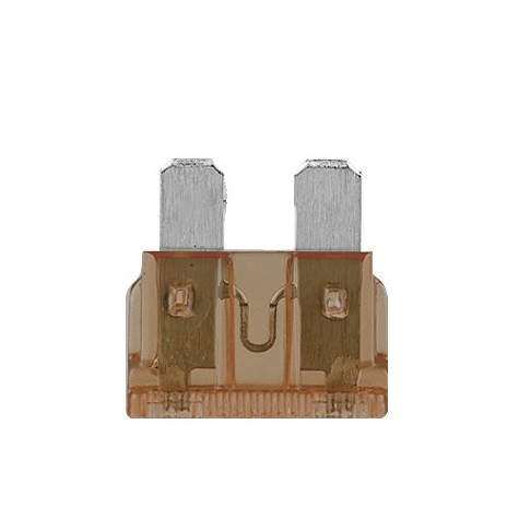 100 Fusibles Universal 7.5A 32V Marrón