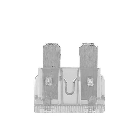 100 Fusibles Universal 25A 32V Transparente