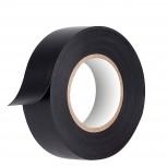 10 Rollos Cinta Aislante PVC Negro 33mx19mm