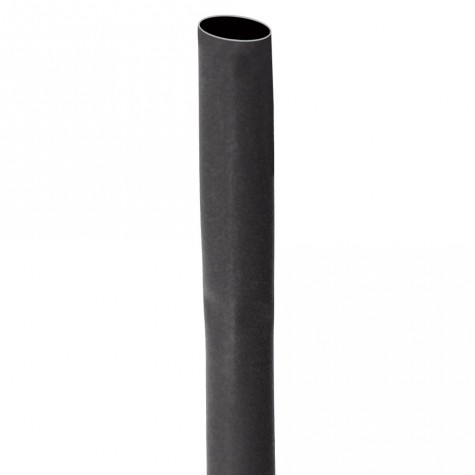 Caja 6m Termo-retráctil Negro 19,0mm inter.
