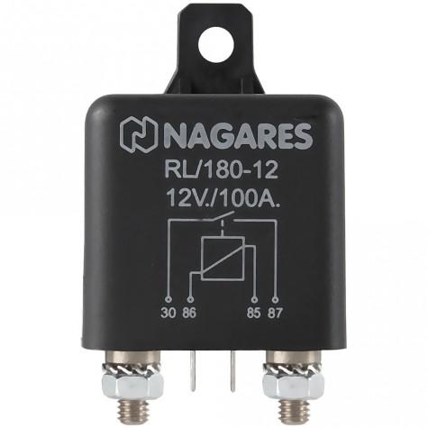Relé Potencia Interruptor 12V 100A Universal