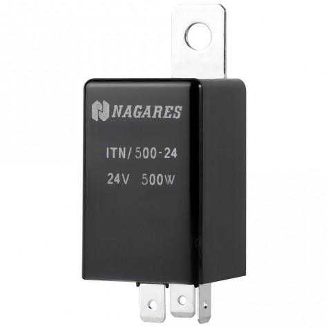 Intermitencia Alto Consumo 24V 500W C/Sop Uni